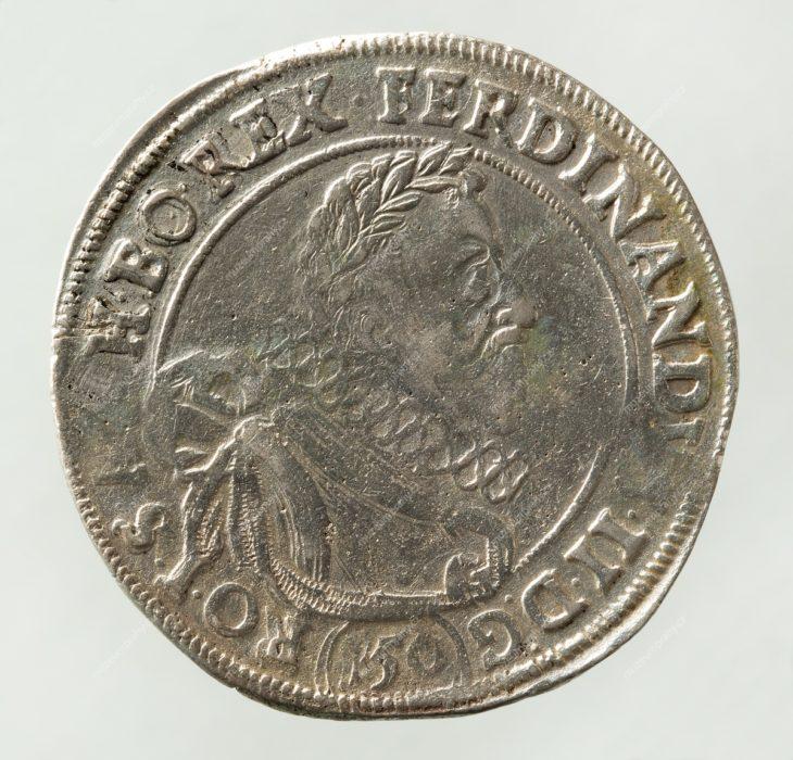 150krejcar 1622, mincovna: Praha, mincmistr: Beneš Hübmer (1620–1623), MMP H 15.247