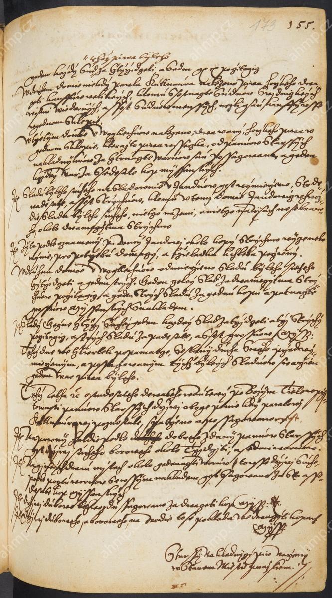 Pozůstalostní inventář Pavla Kutnaura, otce Jana a Pavla, 3. 6. 1589 / 3
